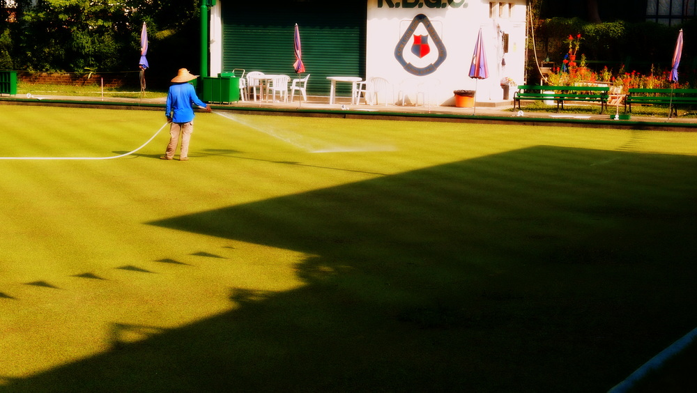 The Kowloon Bowling Green Club