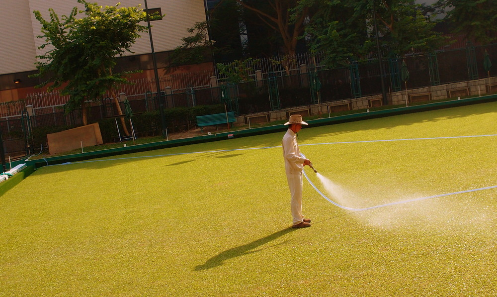 The legendary Kowloon Cricket Club