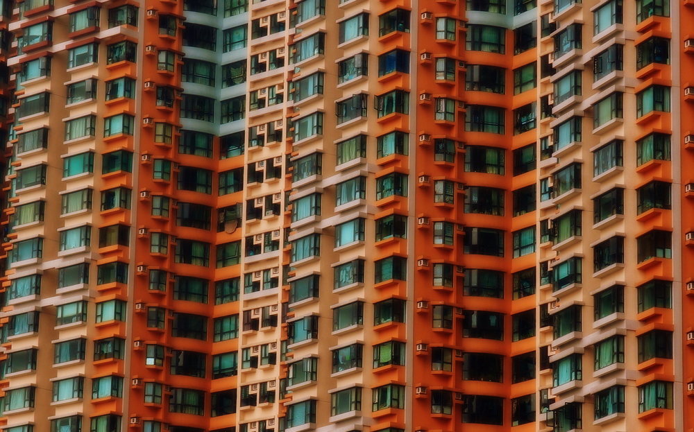 The Aegean Coast apartment complex at the Gold Coast in Tuen Mun