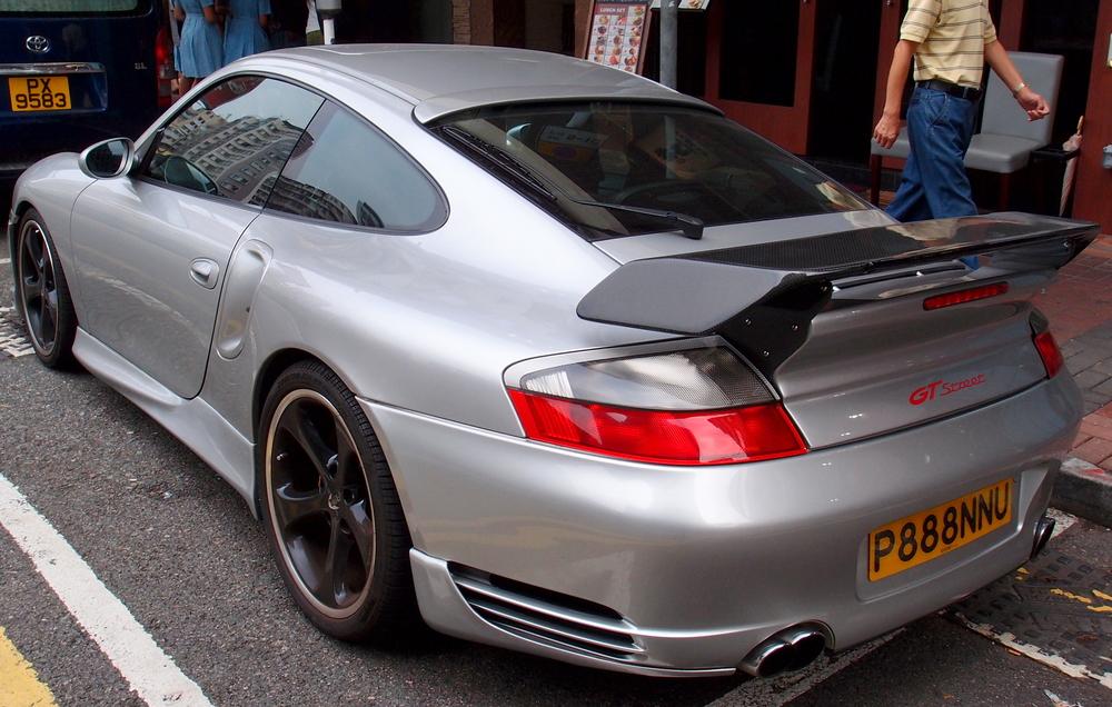 A very, very nice Porsche