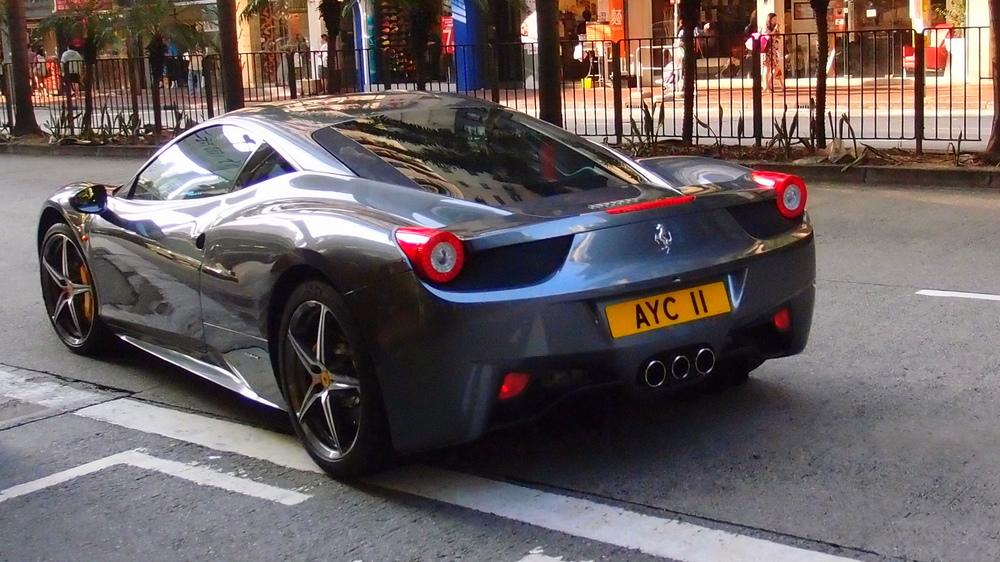 Same Ferrari