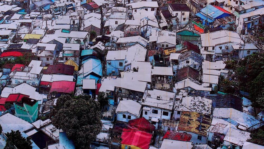 Pokfulam squatter village
