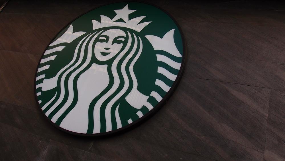 This is Starbucks