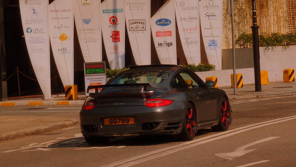 Porsche Turbo, my favourite car