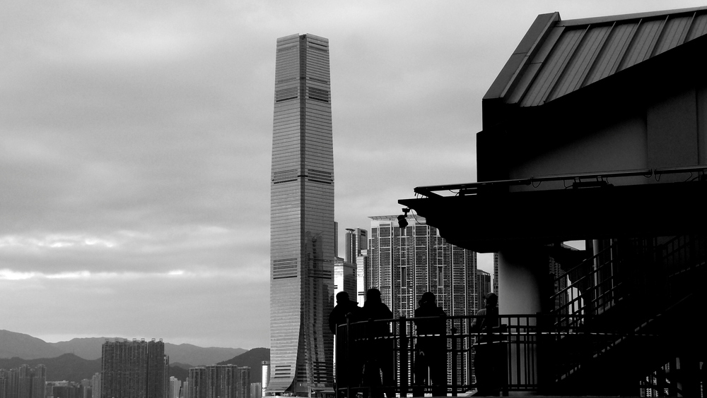 The Star Ferry Pier in Central is a magnet for amateur photographers at certain times of the afternoon when the lighting makes for great images of ICC Building (118 floors) our tallest building