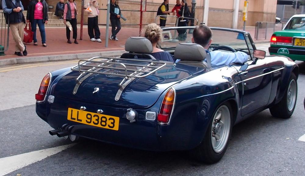 Unlike many car nuts I do not like the MG - I think it is a dreadful car
