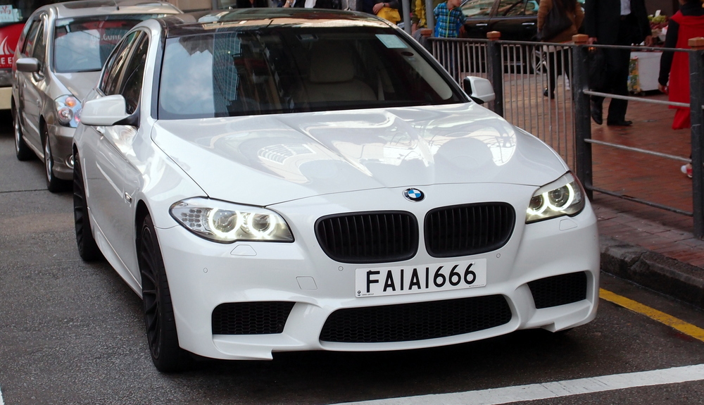 Lovely car with a rather odd number plate, still trying to figure out what it might mean!