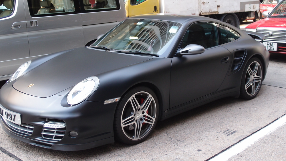 Oh my word, my favourite car, the Porsche Turbo - simply magnificent