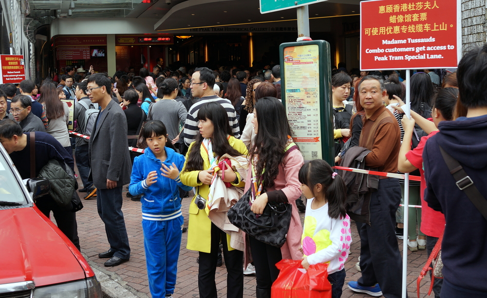 Mainland Chinese Tourists
