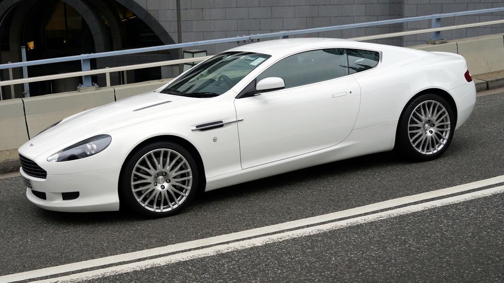 Aston Martin in Central