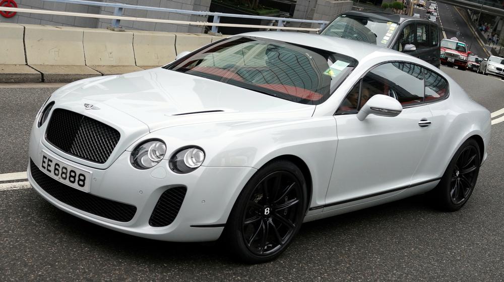 I do love the Bentleys