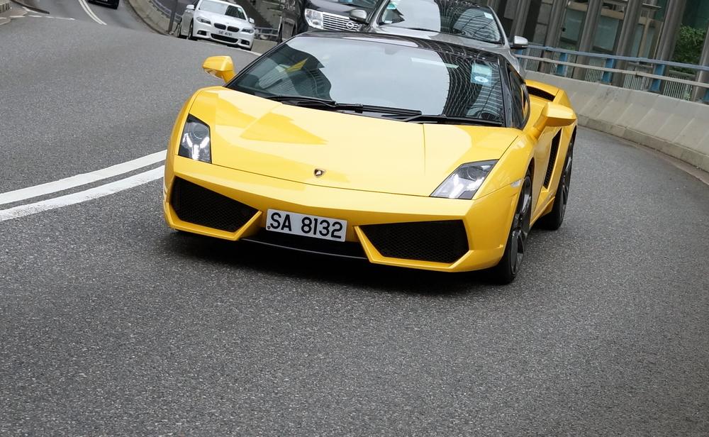 Magnificent Lamborghini