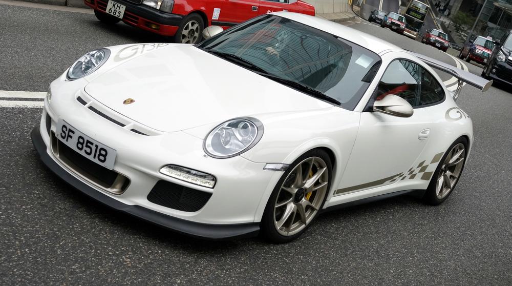 Porsche - wow