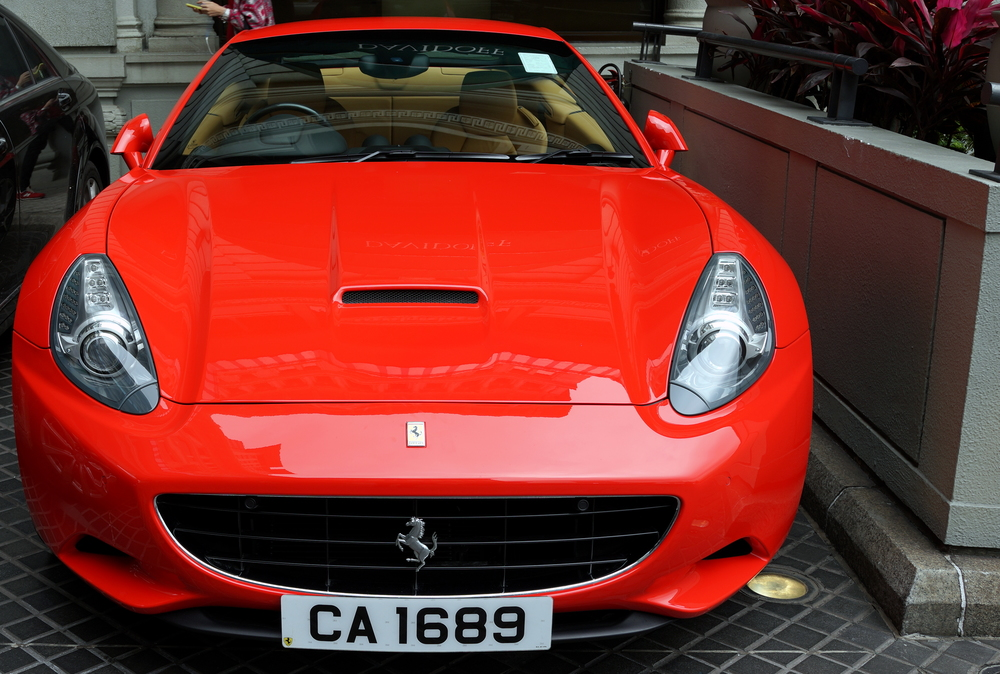 This number plate basically translates to certain easy life, wealth and long life