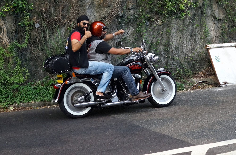 The Indian biker club! (2)