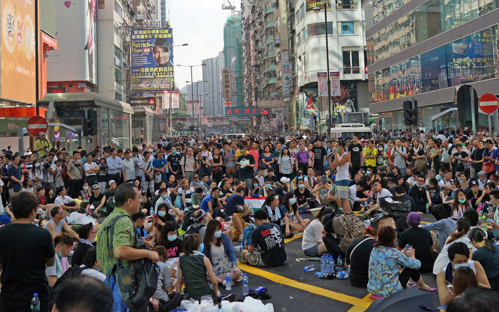I am not going to get into the rights and wrongs of these unprecedented street protests in Hong Kong suffice to say it is time the students went back to class and the roads on Hong Kong Island are re opened.