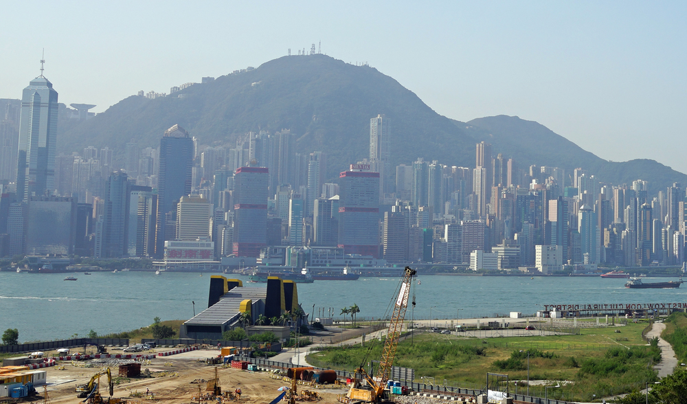 It is hard to believe that the budget for the West Kowloon Cultural District was approved in 1998 and still no buildings, in fact they have only just started construction! a classic case of Government inertia