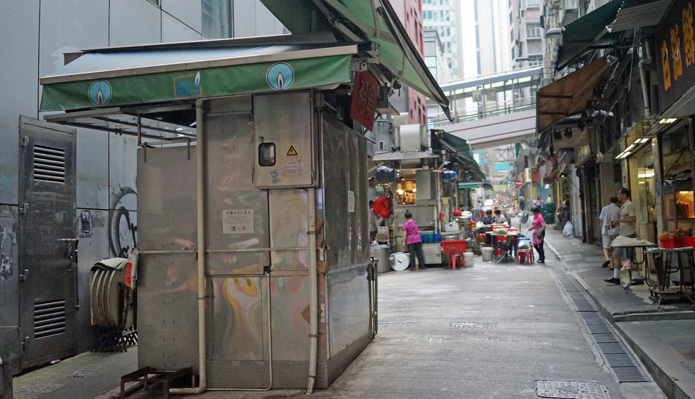 "Street food is almost non existent in Hong Kong, in Central District on Hong Kong Island we still have a few of the ""old"" style Dai Pai Dongs or street stalls offering what some people would consider street food, not my thing of course!"