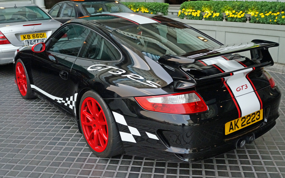 One of my favourite Porsche's - it is frequently parked at the Peninsula Hotel in Kowloon -  go here for all my 2,900+ Porsche images