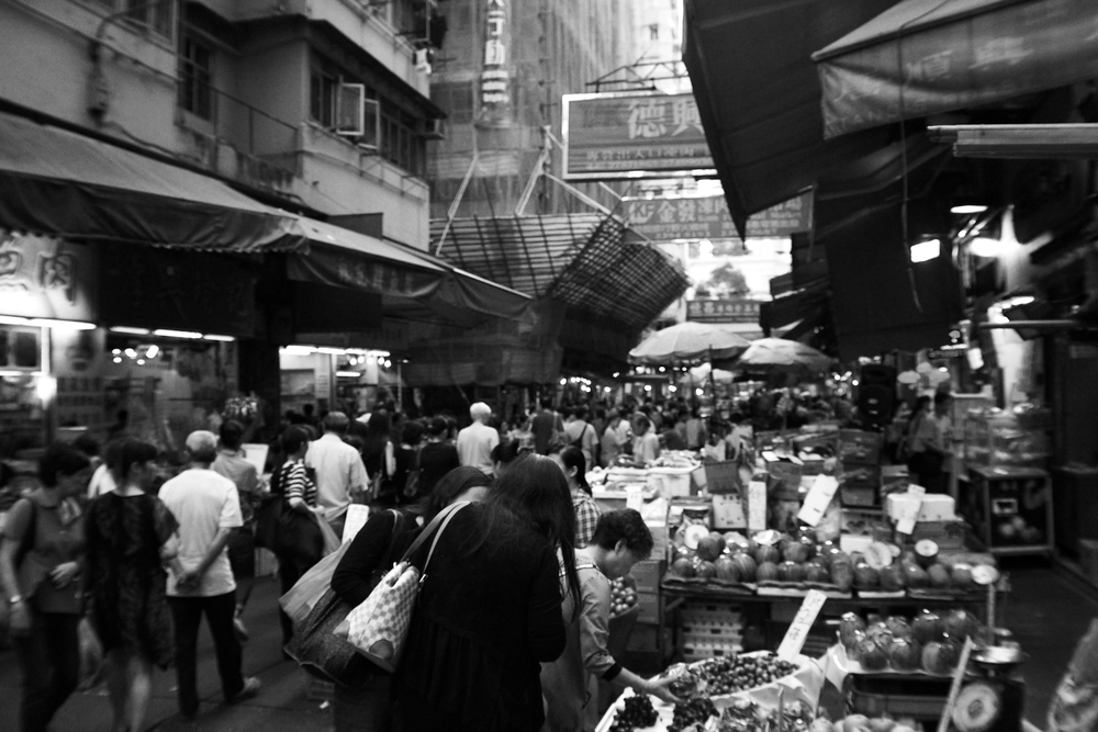 I love the Mong Kok street markets, these are NOT tourist markets ... if you want to get a real taste of local life then this is a must visit.