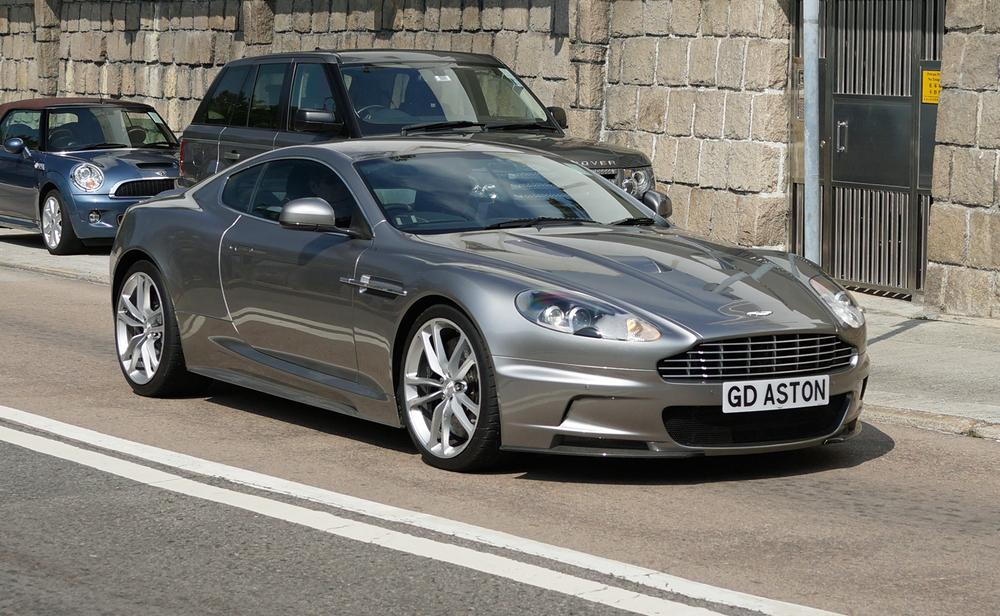 Hong Konger's love the Aston Martin, as do I.