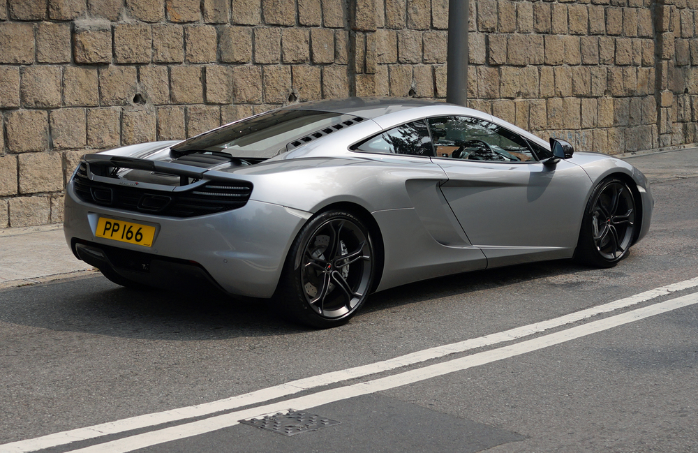 Another one of my favourite McLarens... oh lordy.  Go here for all my McLaren car images in Hong Kong