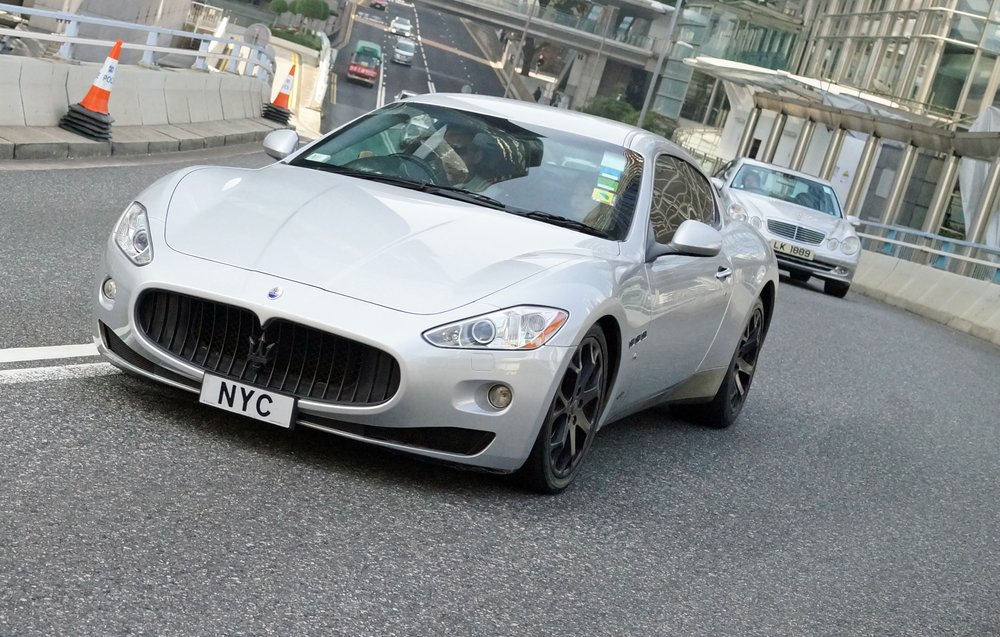 One of my favourite engine sounds is that of a Maserati, it is a throbbing, burbling sound..