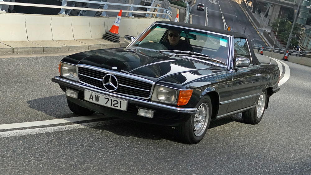 Some of the old Mercedes are just all time classics