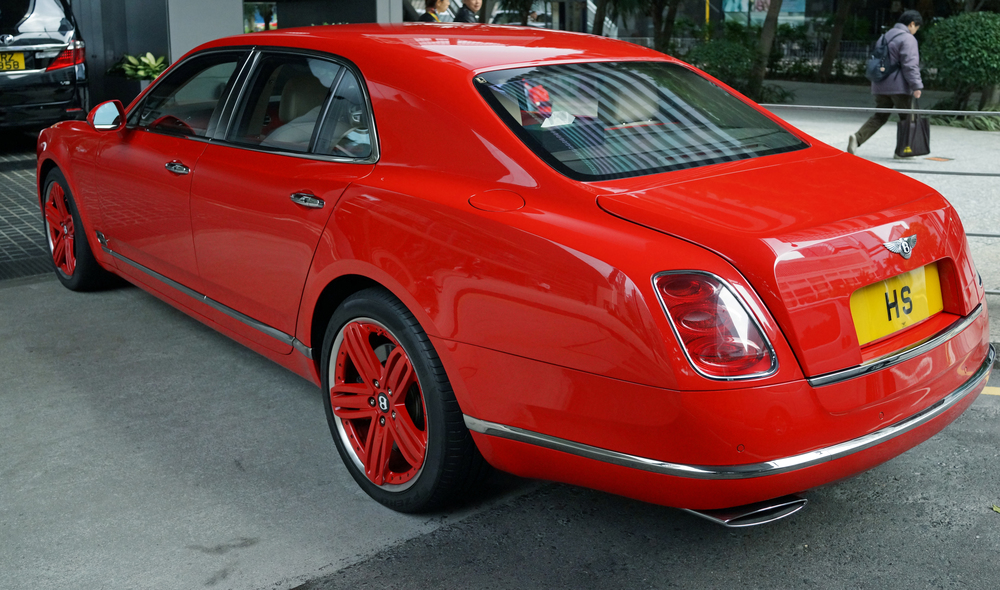 Is this not an amazing Bentley