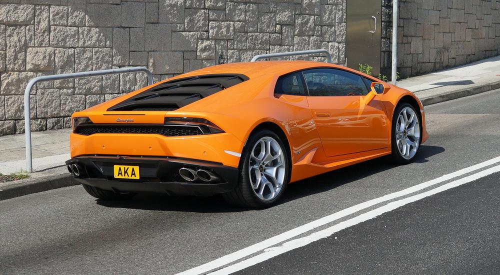 Hong Kong Tour Companies Lamborghini Cars In Hong Kong 20 Of The