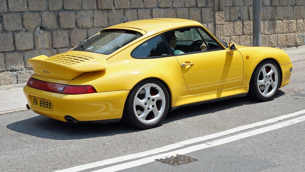 Porsche - PA 8999 -