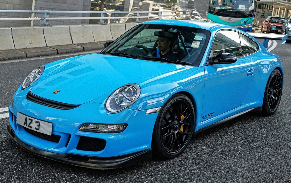 My favourite Porsche GT 3 RS
