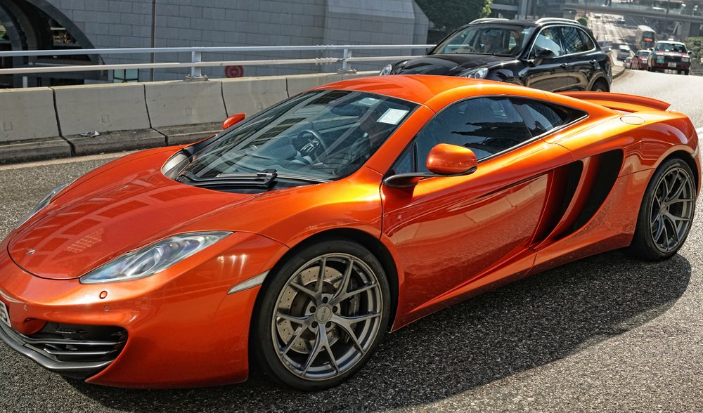 Awesome McLaren XX 155 and boy, I love this car