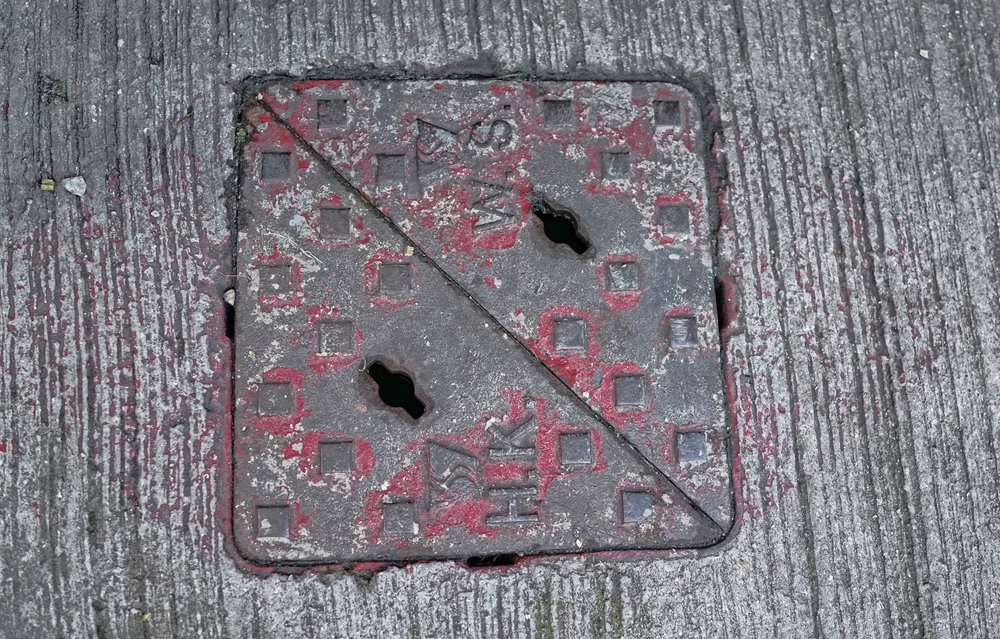 Doing a private tour of Hong Kong with me gives you the option to set the itinerary and if photographing manhole covers is your thing then I am sure we could easily spend 8 hours searching for oddities as shown above!  - go here for all of my favourite Hong Kong images