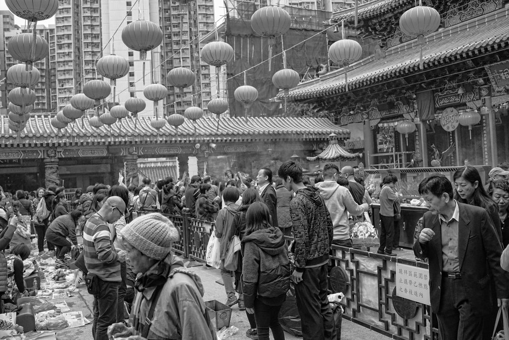 A trip to the Sik Sik Yuen Wong Tai Sin Temple is a must when you take a private tour with me... it is a truly amazing and interesting experience....   Go here for all of my Sik Sik Yuen Wong Tai Sin images taken in Hong Kong