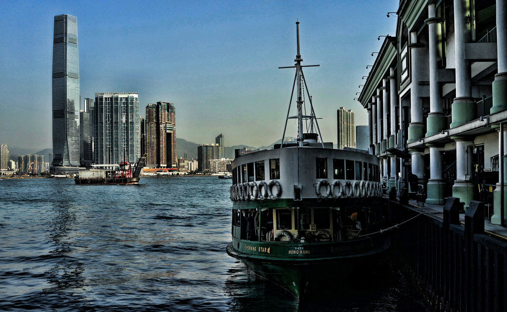 Kid Friendly Tours Hong Kong -  There is just something about going on a ferry that appeals to everyone and they do not come anymore iconic than the Star Ferry in Hong Kong, it is magnificent. we have a beautiful harbour and the views are well, indescribable and we will go on the ferry, kids love it!