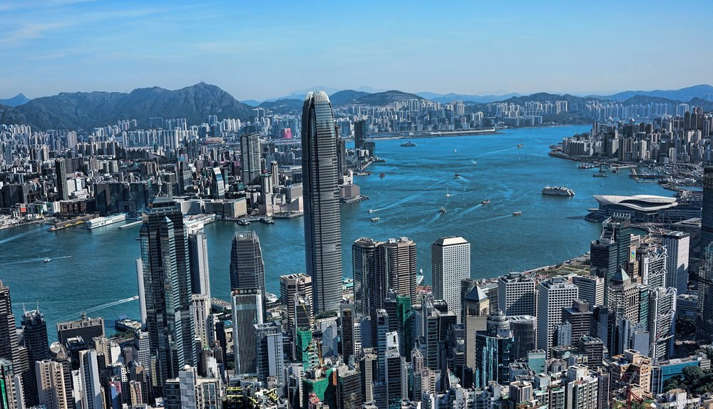Kid Friendly Tours Hong Kong -  This is simply the most magnificent city view in the world today period. I call it my spot at the Peak and I try my best and do this every day..... trust me, kids love this spot and love to take selfies