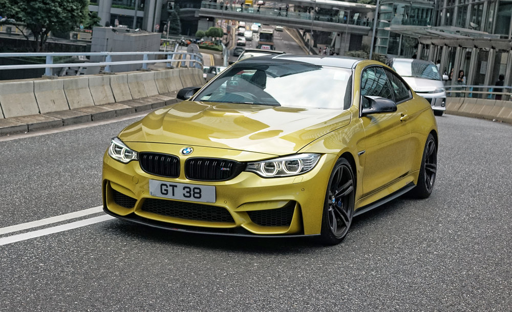 BMW M4 - simply stunning, for me the M3 and M4 are the almost perfect sports car