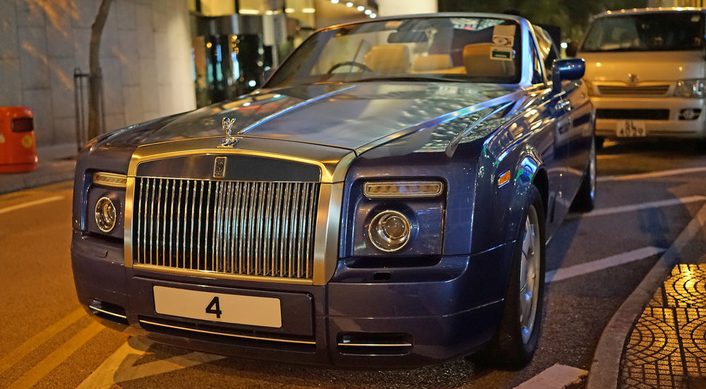 Rolls Royce Phantom Drophead Coupe - 4
