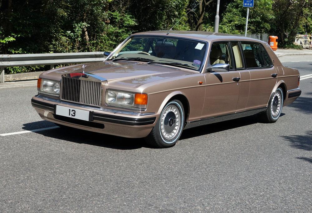 Rolls Royce Silver Spirit - 13