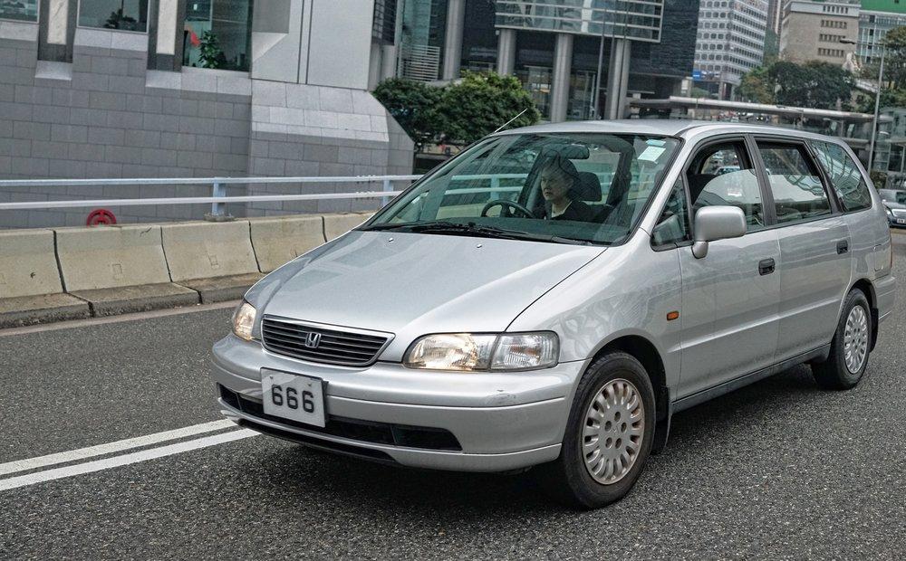Honda Odyssey - 666