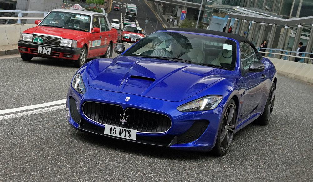 Maserati Gran Cabrio - 15 PTS