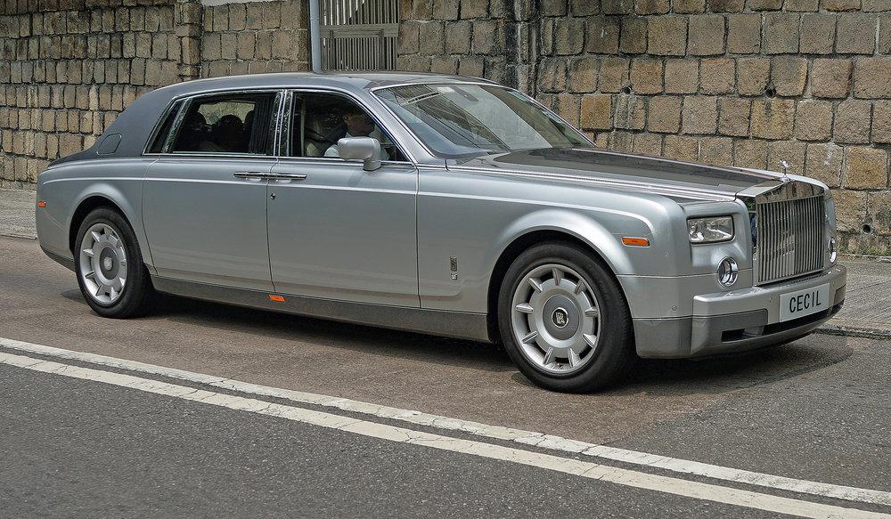 Rolls Royce Phantom - CECIL
