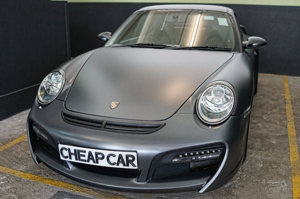 Porsche 911 - CHEAP CAR
