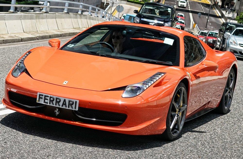 Ferrari 458 - FERRARI