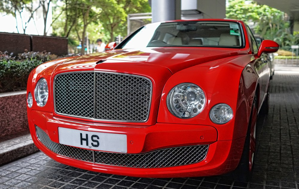 Bentley Mulsanne - HS
