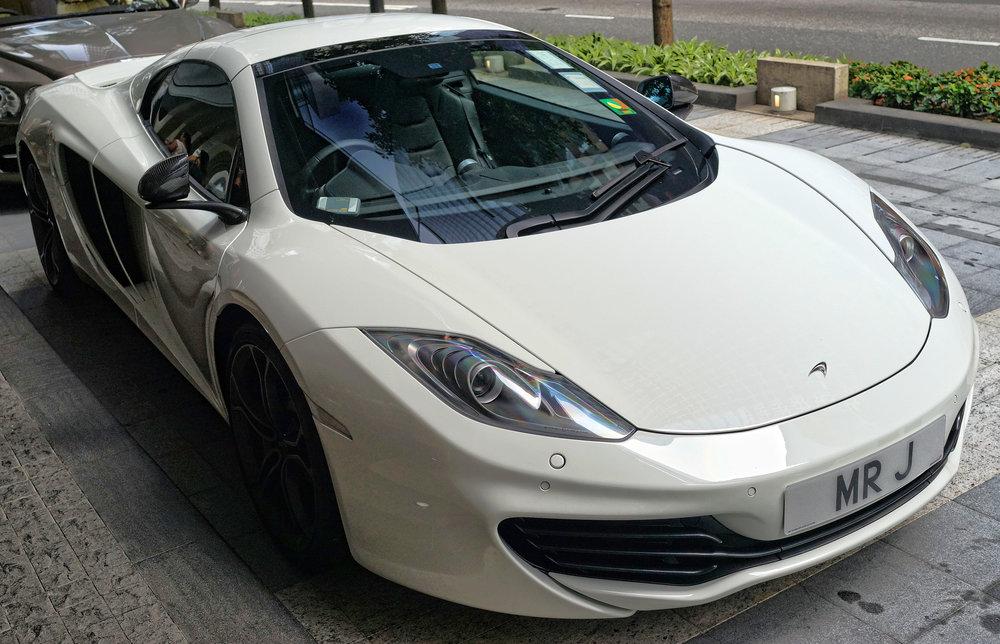 McLaren 12C - MR. J