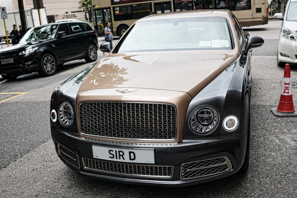 Bentley Mulsanne - SIR D