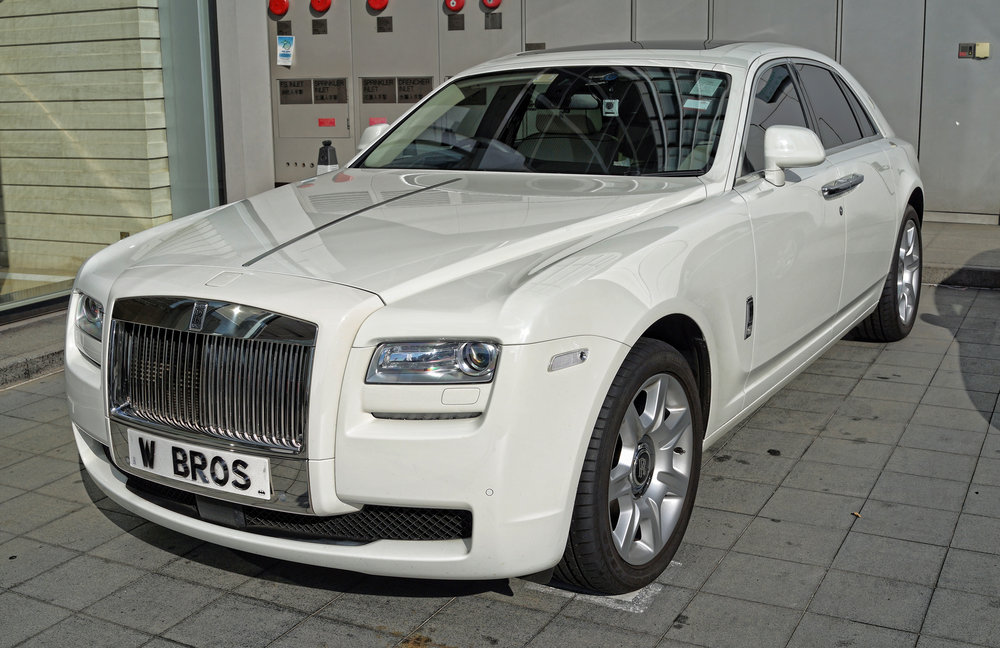 Rolls Royce Ghost - W BROS