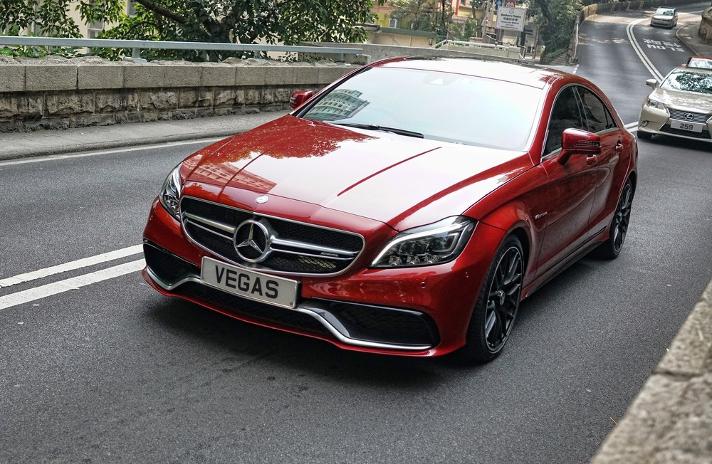 Mercedes Benz C Class - VEGAS